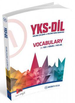 Yargı Yayınları YDS YÖKDİL YKSDİL Vocabulary Kelime Çalışma ve Kelime Soru Bankası
