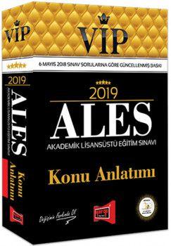Yargı Yayınları 2019 ALES VIP Konu Anlatımı