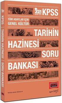 Yargı Yayınları 2021 KPSS Tarihin Hazinesi Soru Bankası