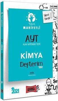 Yargı Yayınları2021 AYT Kimya Tam Marifetli Defterim