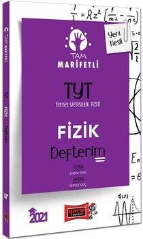 Yargı Yayınları2021 TYT Fizik Tam Marifetli Defterim
