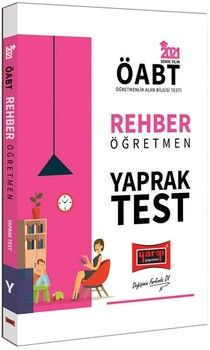 Yargı Yayınları 2021 ÖABT Rehber Öğretmen Yaprak Test