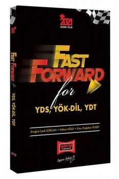 Yargı Yayınları 2021 Fast Forward for YDS YÖKDİL YDT Soru Bankası