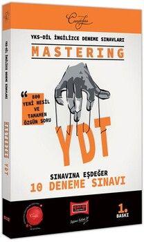Yargı Yayınları YDT Masterıng YKS Dil İngilizce 10 Deneme Sınavı