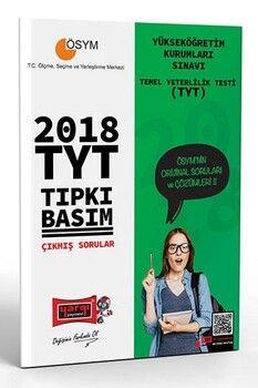 Yargı Yayınları 2018 TYT Tıpkı Basım Çıkmış Sorular