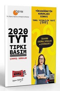 Yargı Yayınları 2020 TYT Tıpkı Basım Çıkmış Sorular