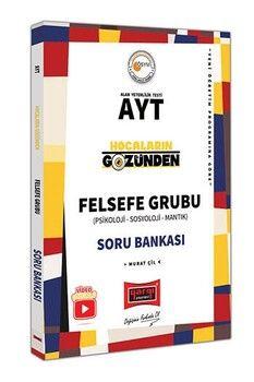 Yargı Yayınları AYT Hocaların Gözünden Felsefe Grubu Soru Bankası