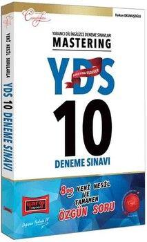 Yargı Yayınları YDS Mastering 10 Deneme Sınavı
