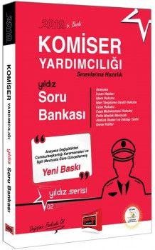 Yargı Yayınları 2019 Komiser Yardımcılığı Sınavlarına Hazırlık Yıldız Soru Bankası 5. Baskı
