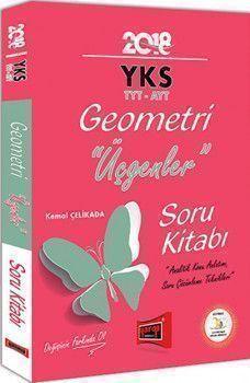Yargı Yayınları YKS 1. ve 2. Oturum TYT AYT Geometri Üçgenler Soru Kitabı