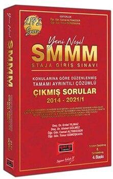 Yargı Yayınları2021 SMMM Staja Giriş Sınavı Konularına Göre Düzenlenmiş Tamamı Ayrıntılı Çözümlü Çıkmış Sorular 4. Baskı