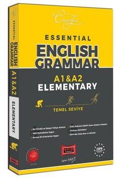 Yargı Yayınları Essential English Grammar A1 A2 Elementary Temel Seviye
