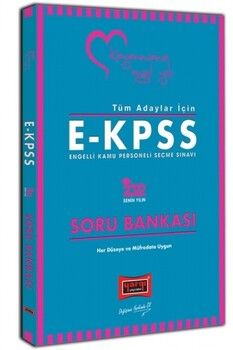 Yargı Yayınları 2022 Tüm Adaylar İçin EKPSS Soru Bankası