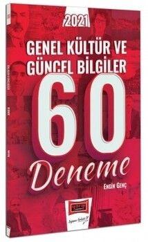 Yargı Yayınları Genel Kültür Güncel Bilgiler 60 Deneme Sınavı