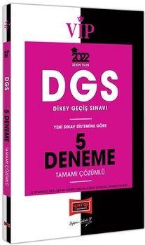 Yargı Yayınları2022 VİP DGS Tamamı Çözümlü 5 Deneme