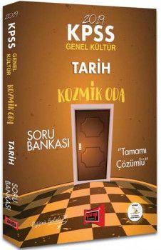 Yargı Yayınları 2019 KPSS Kozmik Oda Tarih Tamamı Çözümlü Soru Bankası