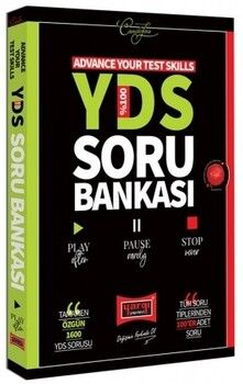 Yargı Yayınları Advance Your Test Skills YDS Soru Bankası