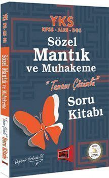 Yargı Yayınları YKS KPSS ALES DGS Sözel Mantık ve Muhakeme Tamamı Çözümlü Soru Kitabı