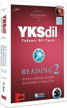 Yargı Yayınları YKSdil Yabancı Dil Testi Reading 2 Sınavlardan Seçme Akademik Cümleler