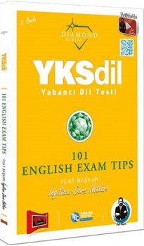 Yargı Yayınları YKSdil Yabancı Dil Testi 101 English Exam Tips İngilizce Ders Notları