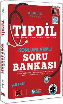 Yargı Yayınları TIPDİL Konu Anlatımlı Soru Bankası 9. Baskı