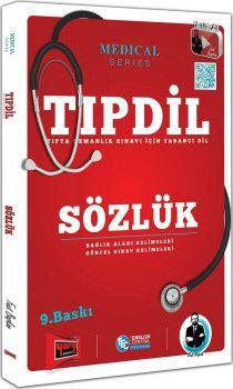 Yargı Yayınları TIPDİL Sözlük 9. Baskı