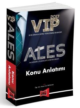 Yargı Yayınları 2017 ALES VIP Konu Anlatımı