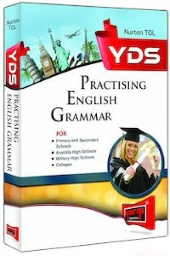 Yargı Yayınları YDS Practising English Grammar 2015