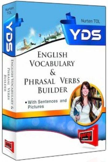 Yargı Yayınları YDS English Vocabulary & Phrasal Verbs Builder 2015