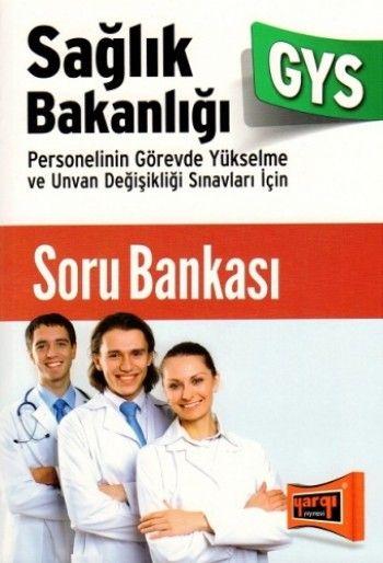 Yargı Yayınları GYS Sağlık Bakanlığı Soru Bankası 2015