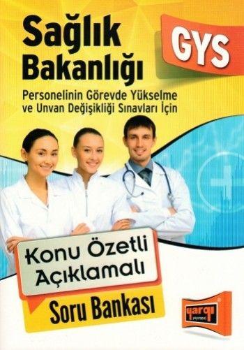 Yargı Yayınları GYS Sağlık Bakanlığı Konu Özetli Açıklamalı Soru Bankası 2015