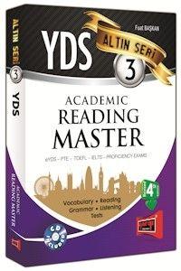 Yargı YDS Academic Reading Master Altın Seri 3