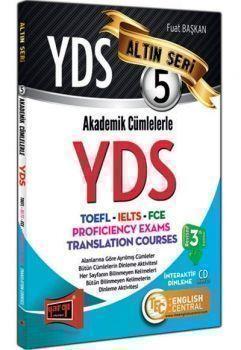 Yargı YDS Akademik Cümlelerle YDS TOEFL IELTS FCE Altın Seri 5
