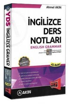 Yargı YDS İngilizce Ders Notları