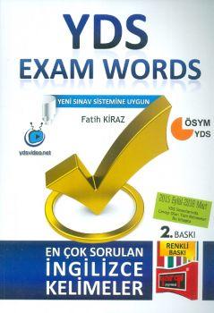 Yargı YDS Exam Words En Çok Sorulan İngilizce Kelimeler 2. Baskı
