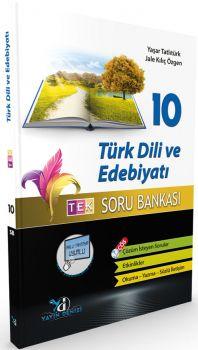 Yayın Denizi 10. Sınıf TEK Türk Dili ve Edebiyatı Soru Bankası