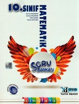 Yayın Denizi 10. Sınıf Matematik Pro Soru Bankası