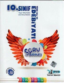 Yayın Denizi 10. Sınıf Türk Dili ve Edebiyatı Pro Soru Bankası