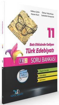Yayın Denizi 11. Sınıf Batı Etkisinde Gelişen Türk Edebiyatı Soru Bankası