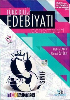 Yayın Denizi 9. Sınıf Türk Dili ve Edebiyatı TEK Serisi Denemeleri