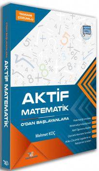 Yayın Denizi Aktif Matematik Sıfırdan Başlayanlara
