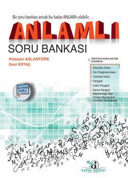 Yayın Denizi Anlamlı Soru Bankası Tüm Sınavlar için