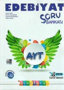 Yayın Denizi AYT Edebiyat Pro Soru Bankası