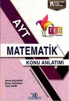 Yayın Denizi AYT Matematik TEK Serisi Konu Anlatımı Cep Kitabı