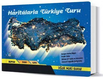 Yayın Denizi Haritalarla Türkiye Turu