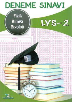 Yayın Denizi LYS 2 Fizik Kimya Biyoloji Deneme Sınavı 5 li