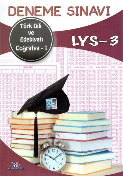 Yayın Denizi LYS 3 Türk Dili ve Edebiyatı Coğrafya 1 Deneme Sınavı 5 li