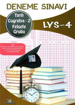 Yayın Denizi LYS 4 Tarih Coğrafya 2 Felsefe Grubu Deneme Sınavı 5 li