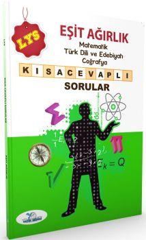 Yayın Denizi LYS Eşit Ağırlık Matematik Türk Dili ve Edebiyatı Coğrafya Kısa Cevaplı Sorular