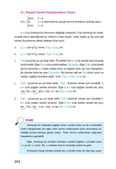 Yayın Denizi LYS TEK Matematik Konu Anlatımlı Cep Kitabı